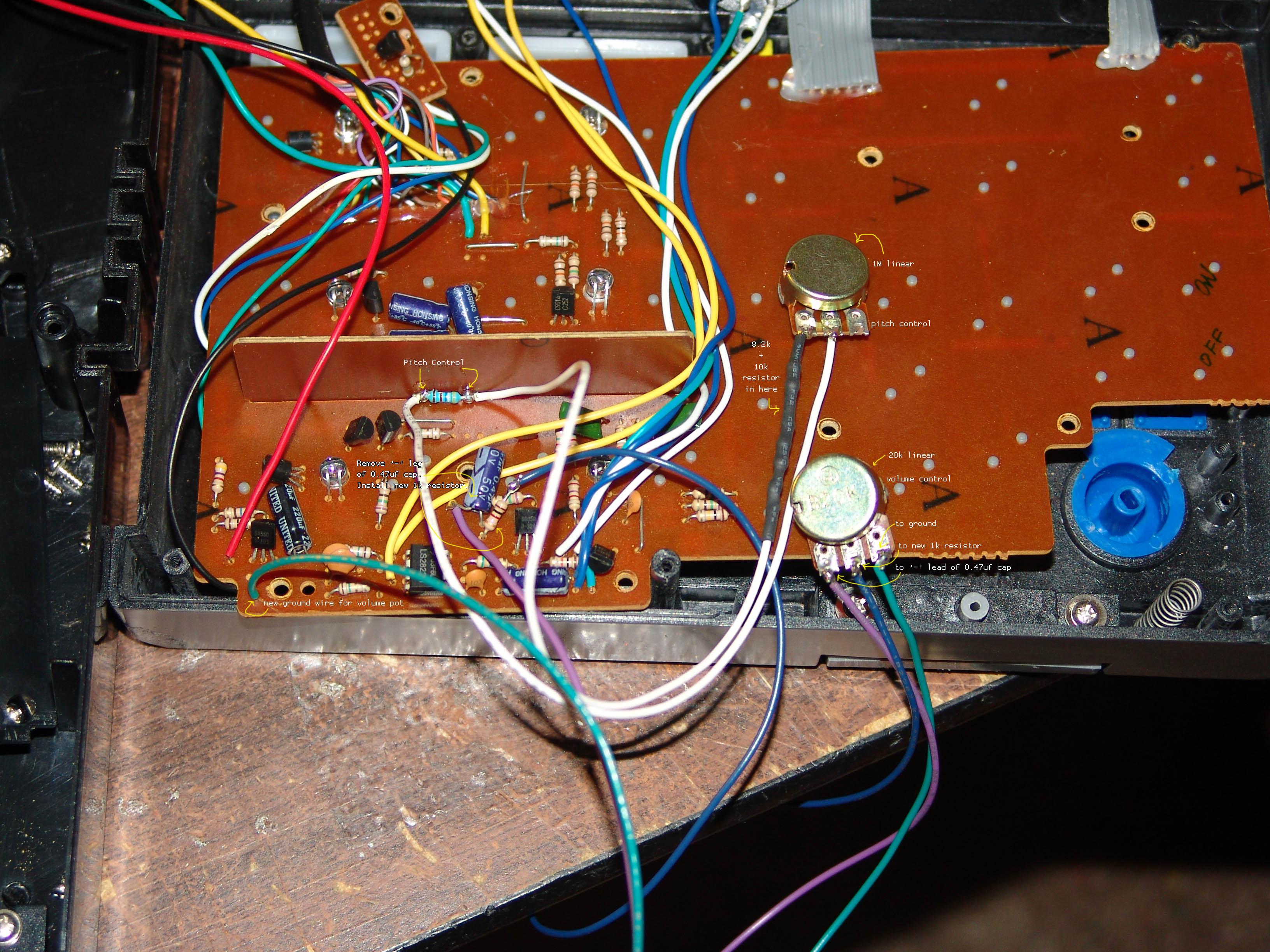 Circuitbending