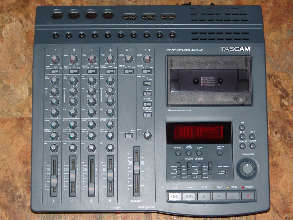 Tascam 424 mkii manual sevensms.