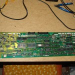 Yamaha DX7 main board