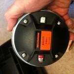 Selenium D220Ti Titanium Horn Driver (8 Ohm)